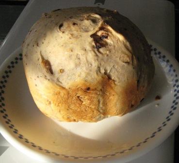 パン焼き (1)