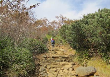 御嶽登山 3