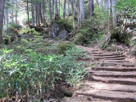 御嶽登山 1