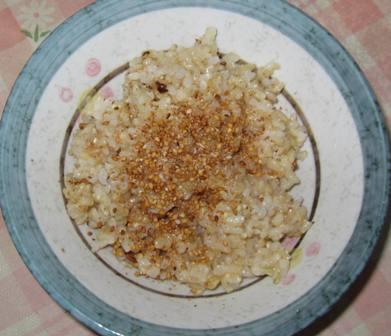 玄米ご飯 (3)