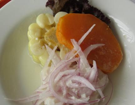 アンデス料理 (2)