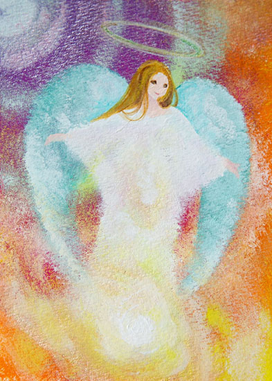 大天使チャミュエル