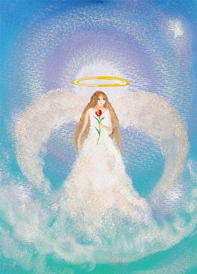 大天使ヨフィエル