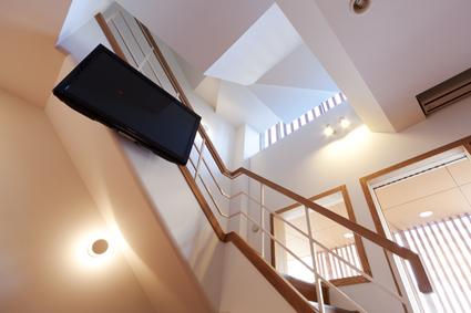 階段見上げ 2