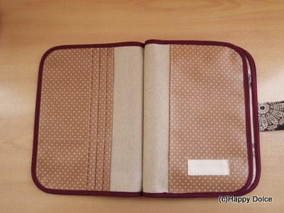 3人用母子手帳ケース*021