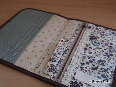 3人用母子手帳ケース*018