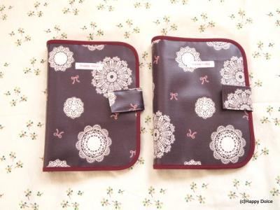 3人用母子手帳ケース*026&027