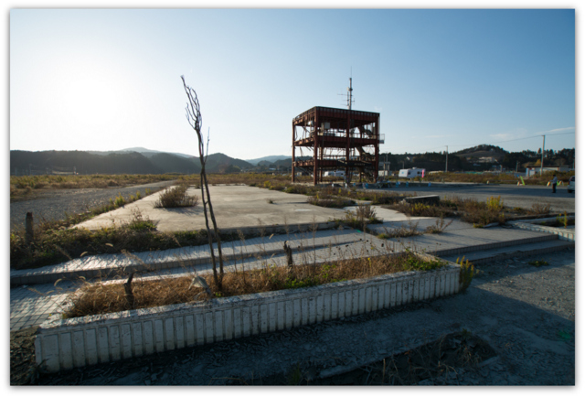 宮城県 南三陸町 南三陸町防災対策庁舎 東日本大震災 被災地 写真