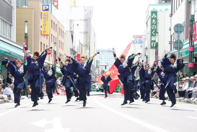 2010よさこい津軽