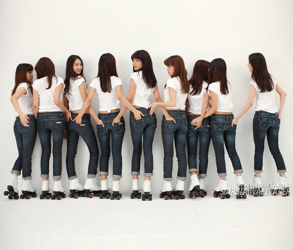 SNSD 少女時代 全員 소녀시대  Gee