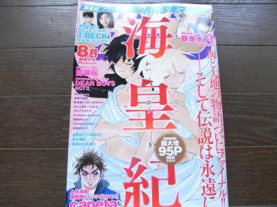 月刊少年マガジン2010年08号