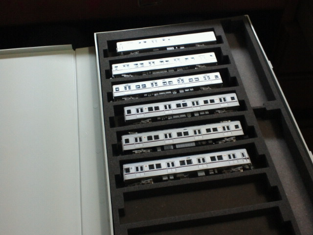 10080系は初期型VVVFを再現予定