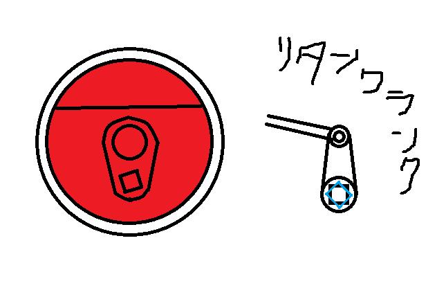 リターンクランクイメージ図