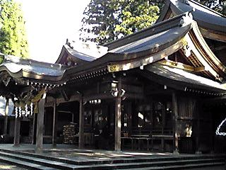 白山神社 (一)