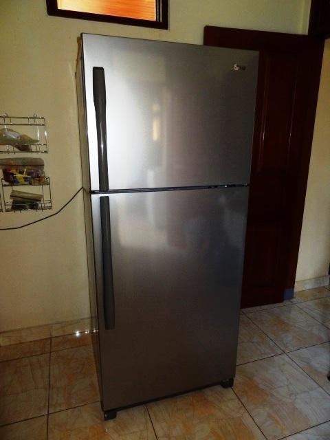 冷蔵庫外観