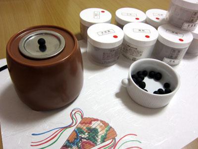 日本の伝統文化練香