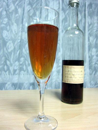 オリジナルハーブ酒2