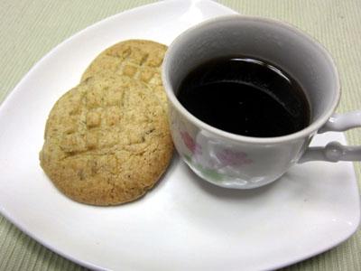 カモミールクッキー