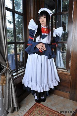ショコラ メイド服 16