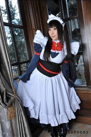 ショコラ メイド服 17