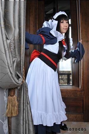 ショコラ メイド服 18