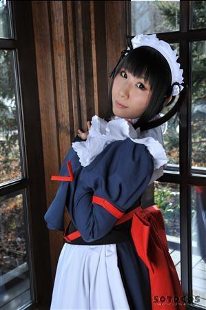 ショコラ メイド服 19