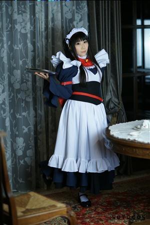 ショコラ メイド服 22