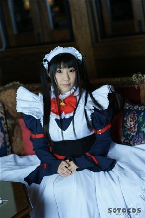ショコラ メイド服 26