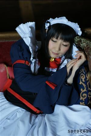 ショコラ メイド服 28