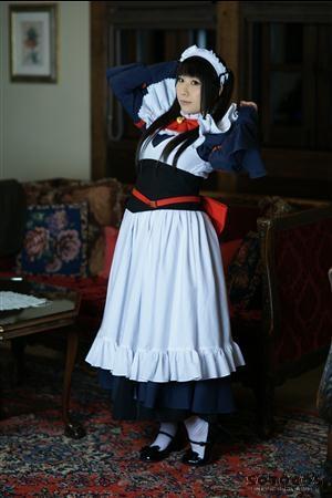 ショコラ メイド服 33