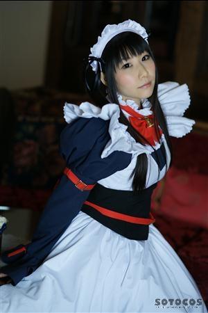 ショコラ メイド服 29