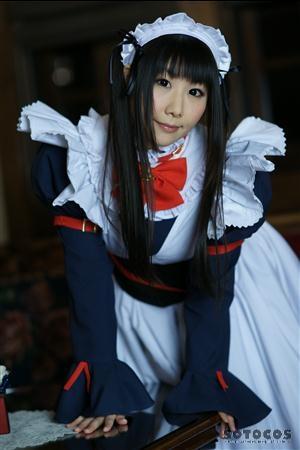 ショコラ メイド服 31
