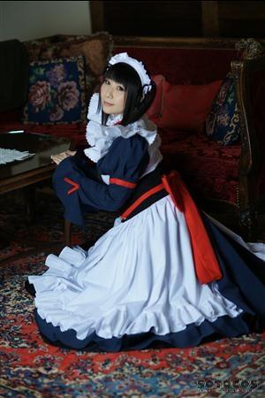 ショコラ メイド服 32