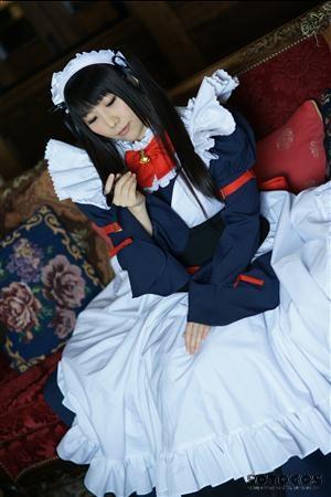 ショコラ メイド服 38