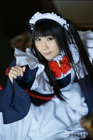 ショコラ メイド服 39