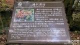 天城越え(滑沢渓谷案内板)