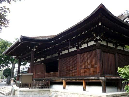 千本釈迦堂本堂