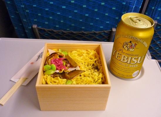駅弁‐ちらし寿司