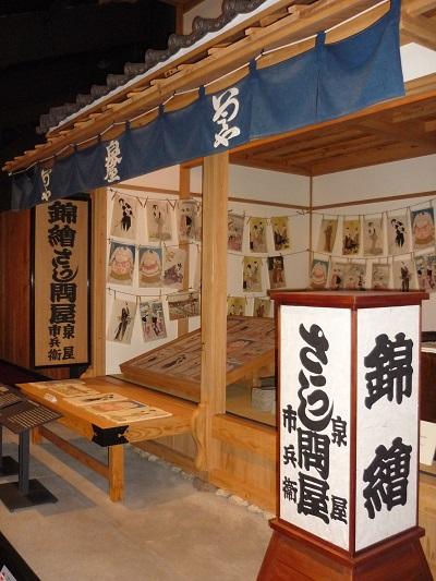 江戸東京博物館「さらし問屋」