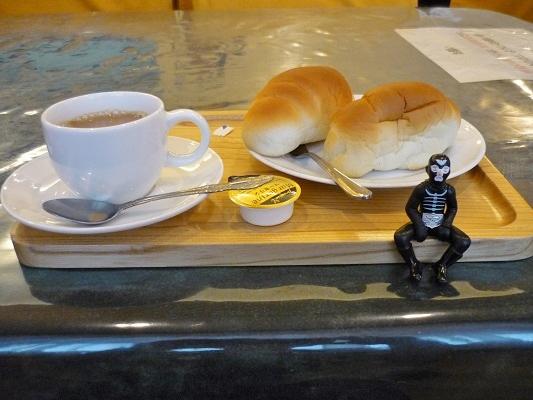日野ビジネスホテル‐朝食