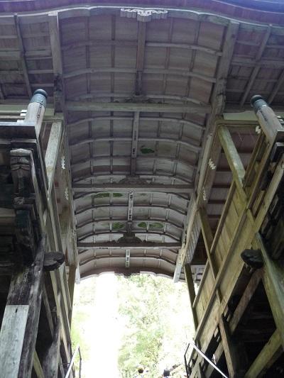 由岐神社‐山門