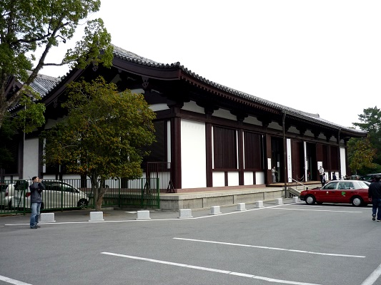 興福寺‐国宝館
