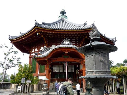 興福寺‐南円堂その2