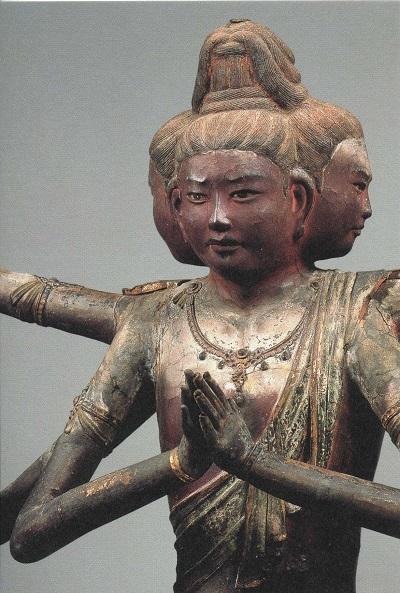興福寺‐阿修羅像