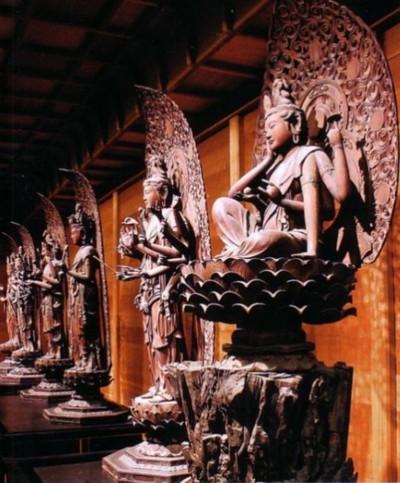 千本釈迦像