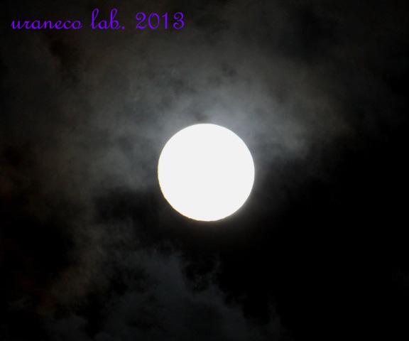 6月23日スーパームーン前夜