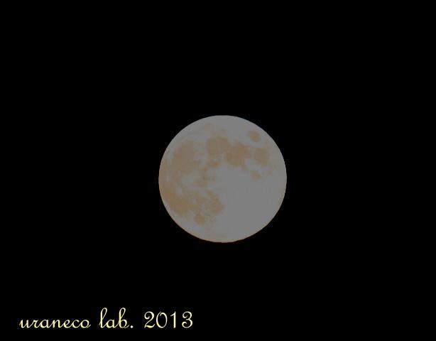 9月19日満月