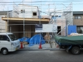 多賀城外張り断熱1
