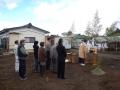 志波姫町の家地鎮祭