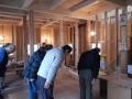 多賀城の家上棟式